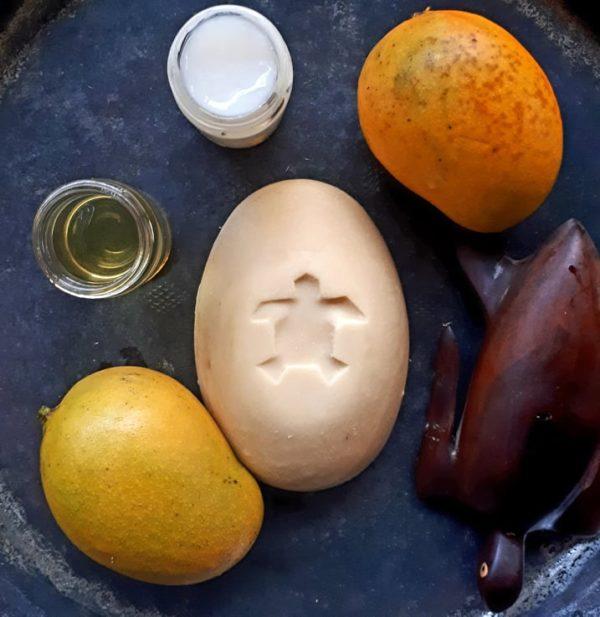 Savon mangue ingrédients - Sapo Sapo