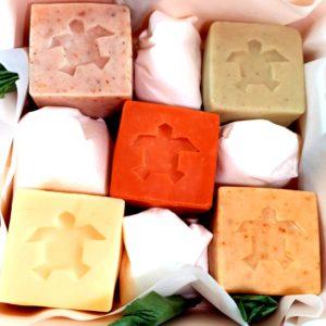Box cubo savons - Sapo Sapo