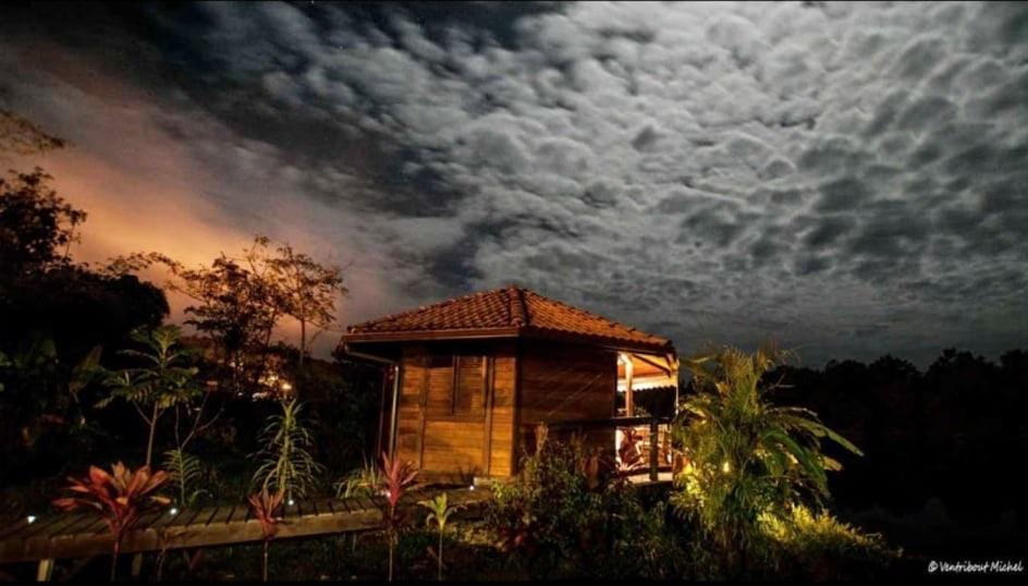 Ecolodges établissement de nuit - Sapo Sapo