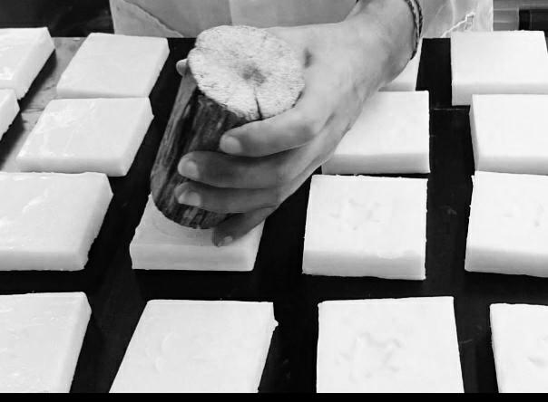 Fabrication artisanale de savon - Sapo Sapo